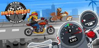 <b>Moto</b> Quest : Bike racing (<b>retro</b> drag races) - Apps on Google Play