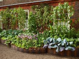 Small Picture 240 best Garden Potagers Edible Garden Beauty images on