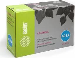 <b>Тонер</b>-<b>картридж Cactus CS</b>-CB403AV, пурпурный, для лазерного ...