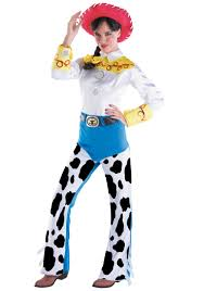 Toy story adult jessie costume