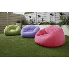 intex beanless bag chair garden patio furniture inflatable chair outdoor chairs at the range inflatable outdoor furniture b76 furniture