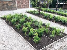 choosing the right garden edging