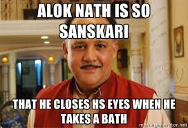 Funniest Alok Nath Indian Wedding Memes That Will Make Your Day ... via Relatably.com