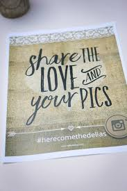 creating your wedding hashtag today's bride Wedding Hashtags Punny wedding hashtag malick photo as seen on todaysbride com wedding hashtag funny