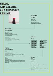 40 Creative Resume Templates You Ll Want To Steal In 2018
