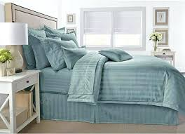 wamsutta duvet cover king thread count damask stripe duvet cover set full queen aqua wamsutta velvet