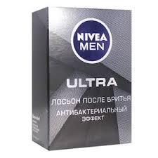 Купить <b>Лосьон после бритья</b> «<b>Nivea</b> Men» - <b>Ultra</b>, 100 мл, цена ...