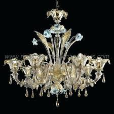 murano glass chandelier glass chandelier modern murano style glass chandelier