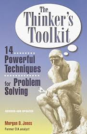 Amazon Rhesus Chart The Thinkers Toolkit 14 Powerful Techniques For Problem
