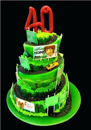 40th birthday party ideas for husband decorations him cake designs