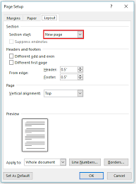 How To Delete An Unwanted Blank Page In Microsoft Word