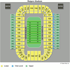Rutgers Stadium Seating Chart 35 Conclusive Rutgers Basketball Arena Seating Chart