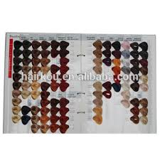 International Salon Hair Color Chart With 104 Colors For Professional Permanent Hair Dye Buy Salon Hair Color Chart Color Design Hair Color