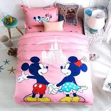 mickey mouse bedding baby girl nursery bed in a box and red se bedroom bedrooms ideas double quilt set