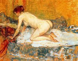 Risultati immagini per quadri di donne dai capelli rossi