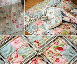 The 25+ best Crochet quilt ideas on Pinterest | Crochet quilt ... & Fabric Crochet Quilt Is The Project You've Been Looking For Adamdwight.com