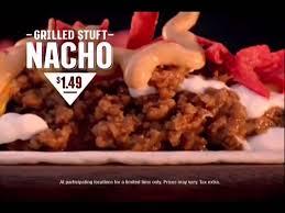 taco bell grilled stuffed nacho. Beautiful Stuffed Intended Taco Bell Grilled Stuffed Nacho L