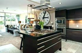 the clock on wall s large kitchen clocks extra uk