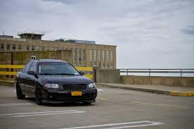 04-06 BLK Nissan Sentra SE-R Spec V 2006 8k