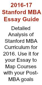 sample stanford mba essay a what matters most to you and why  analysis of mba · curriculum that you · can use in your essays