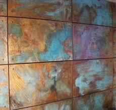 copper metal wall panels devlin in
