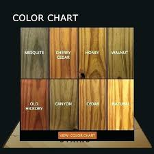Veritable Home Depot Wood Stain Color Chart Cabot Semi