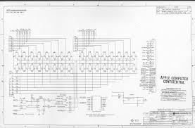 apple 1 schematic the wiring diagram apple iii schematic diagrams schematic