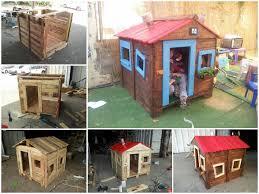 Spielhaus Für Den Garten Selber Bauen Diy Anleitung Diy Garten