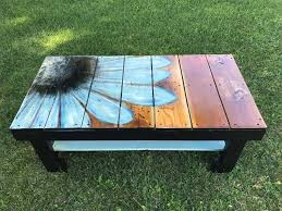 table large coffee table size