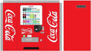 Paper Vending Machine Best PAPERMAU CocaCola Vending Machine Paper Model In 48482 Scale By
