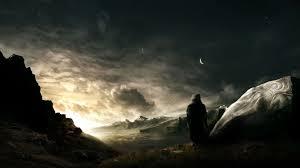 1080p Dark Landscape Wallpaper