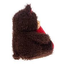 <b>Мягкая игрушка Dream</b> makers медвежонок Чиба с сердцем ...
