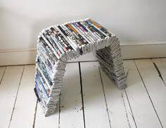 recycled paper furniture. Sitzgarnitur Aus Zeitschriften   Collection Pinterest Repurposing, Upcycling And Craft Recycled Paper Furniture A