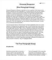 example personal essays personal response essay sample personal  example personal essays personal response essay sample personal essay topics 4th grade