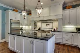 kitchen cabinets home office transitional:  ways to trend proof your kitchen with the right semi custom cabinets