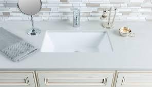 deep undermount rectangular for best extra large alluring long faucets biscuit home kohler sinks bathroom countertops