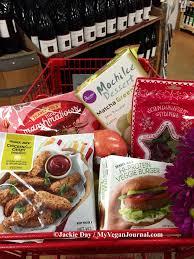new vegan food at trader joe s