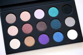 palette make up for ever holiday 2016 artist shadow