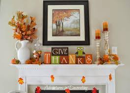 Image Fall Mantel Wonderful Diy Seasonal Change In Decor 15 Cute Fall Projects For Your Mantel