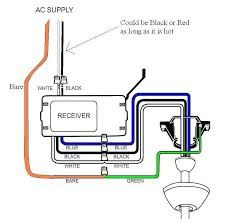 wire ceiling fan capacitor wiring diagram home design ideas ceiling fan wiring diagram red wire