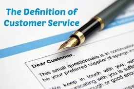 Definition Of Good Customer Services The Definition Of Customer Service