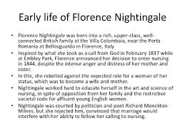 lady the lamp 3 early life of florence nightingalebull