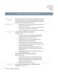 Nursing Resume Templates Free Nursing Resume Template Free Rn Samples Download Student 20