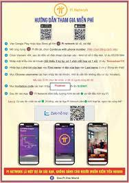 Đôi lời chia sẻ về Pi Network - Dự án khai thác tiền điện tử trên Phone.  Không bỏ vốn- Rủi ro bằng 0