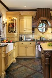 Image Oak Cabinets Yellowkitchens Elle Decor 21 Yellow Kitchen Ideas Decorating Tips For Yellow Colored Kitchens