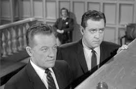 Image result for images of raymond burr in perry mason