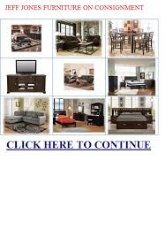 JEFF JONES FURNITURE ON CONSIGNMENT IOWA CITY JEFF JONES FURNITURE