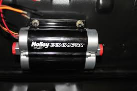 blank slate designing and building a street performance fuel holley s dominator electric dual fuel pump part 12 1800 was our weapon of choice