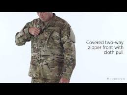 Acu Alternate Size Chart Propper Acu Multicam Coat Has Been Designed According To