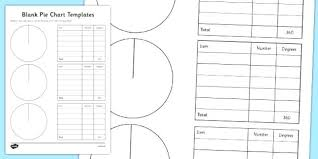 Printable blank chart templates Bar Graph Blank Pie Chart Templates Construct Angle Sector Maths More Able Printable Template Attachmax Blank Pie Chart Templates Construct Angle Sector Maths More Able